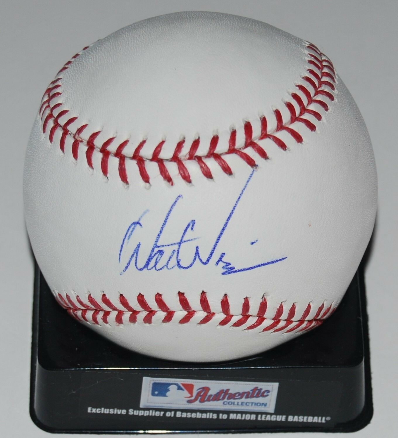665a26f3f2563 Walt Weiss Firmado OML Béisbol Rockies Rockies Rockies Braves A S 1988 Roy  con Coa c8dc1c