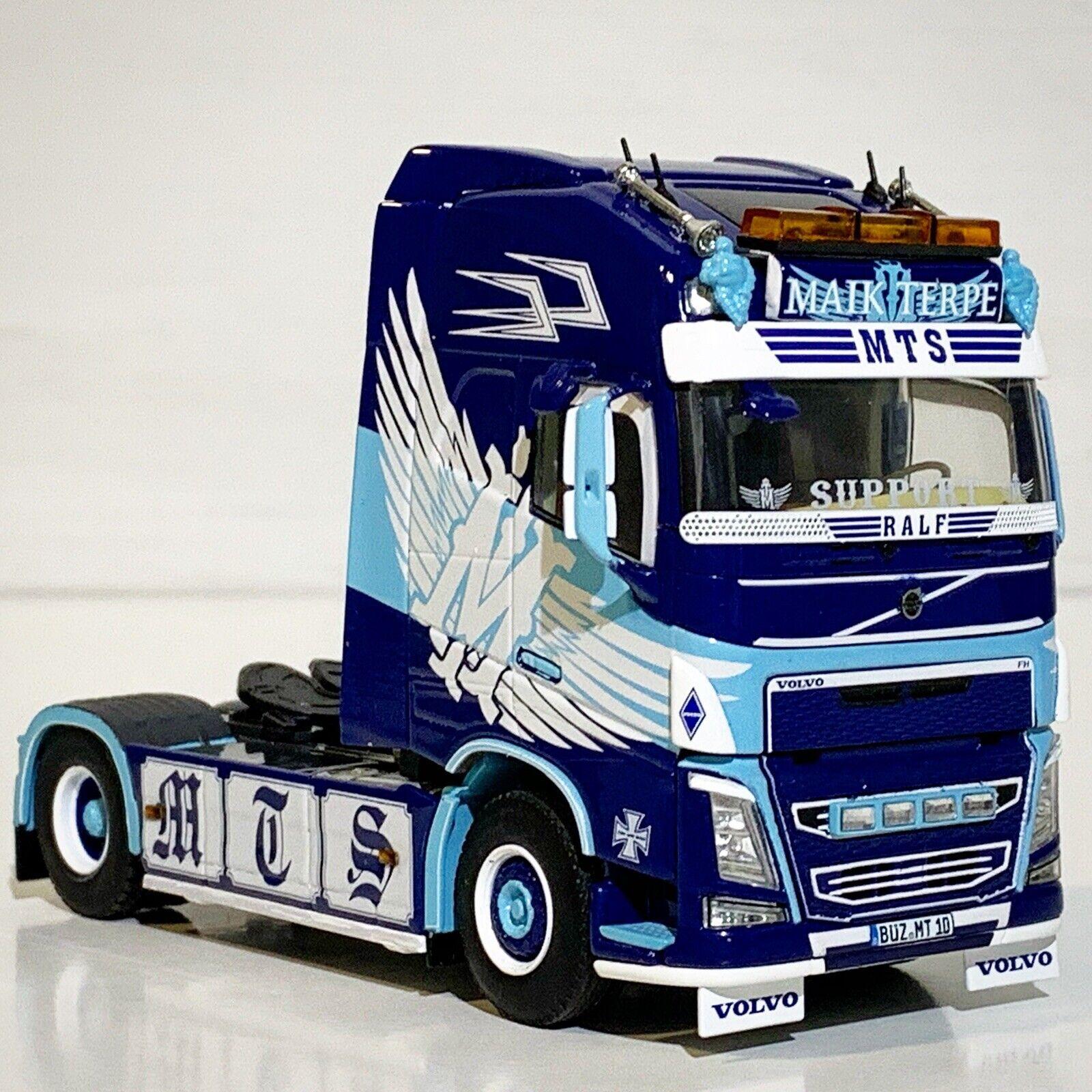 autentico en linea WSI Modelo De Camión Camión Camión Volvo FH4 Globetrojoter XL 4x2  Mts Maik terpe   autorización oficial