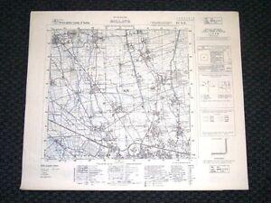 Cartina Igm Piemonte.Grande Carta Topografica Bollate E Dintorni Dettagliatissima