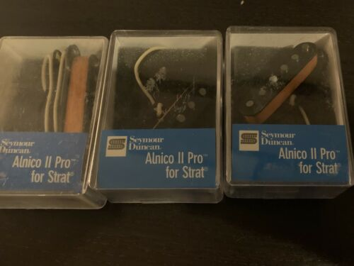 Seymour Duncan Alnico II Pro For Strat Aps1L Left Handed Pickup