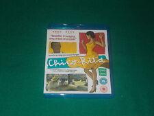 Chico & Rita Blu-ray edizione import audio no italiano