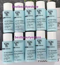Yonka SAMPLE Size Lait Nettoyant Cleanser Milk 10 x .27 oz / Total 2.7 oz / 80ml