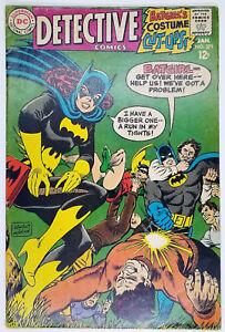 Detective-Comics-371-Batman-1st-New-Batmobile-Classic-Batgirl-Cover-6-0-FN