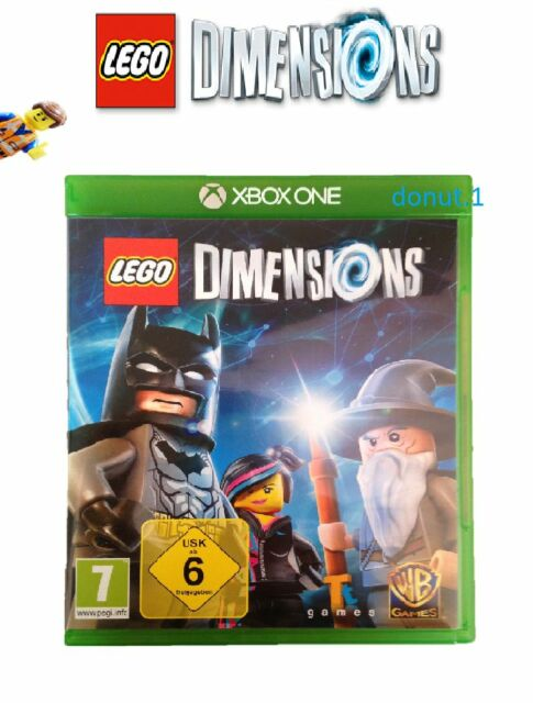 LEGO Dimensions Xbox One Game Software only (Solus) Disc As  N E W  Condition  !