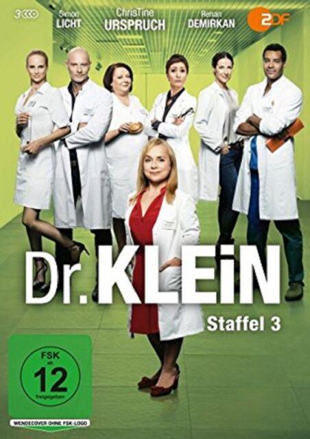 Dr. Klein Staffel 3 NEU OVP 3 DVDs
