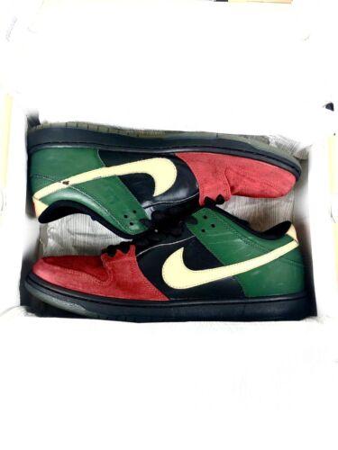 "Nike Dunk Low Pro SB ""BHM"" Size 11.5"