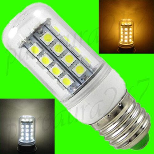 5W ES E27 36LED SMD 5050 LED Corn Clear Light Bulb UK SELLER.UK STOCK