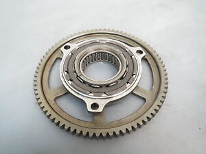 YAMAHA-YZF-R1-RN01-RN04-Arrancador-tensora-Rueda-Libre-Free-Wheel-1998-2001