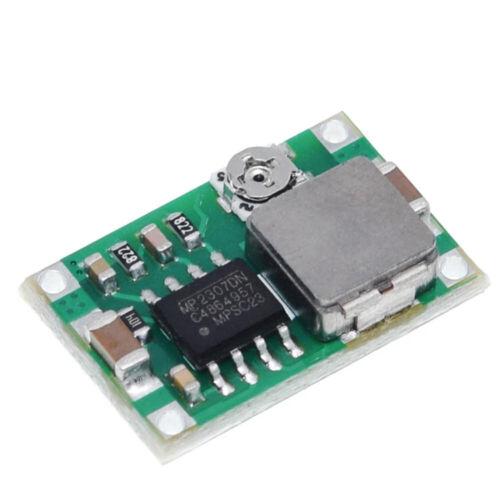 Mini360 DC Buck Converter Step Down Module 4.75V-23V to 1V-17V Voltage Regulator