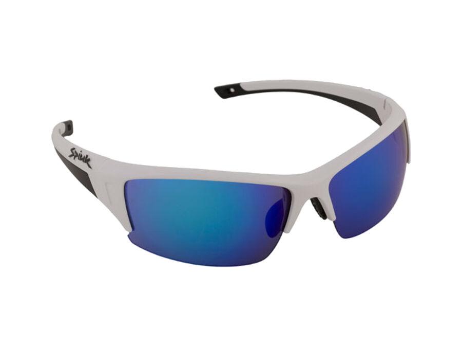 Sonnenbrille Spiuk Spiuk Spiuk binomiale Weiß   dunkel - Linse austauschbare aae581