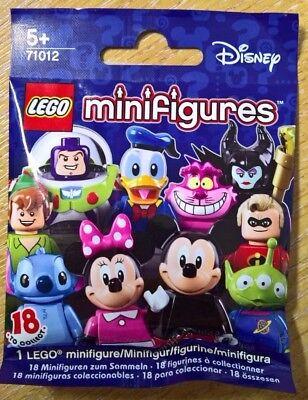LEGO Collectable Mini Figure Series Disney Ariel 71012-18 DIS018 R482