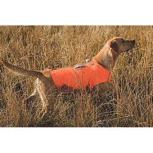 Details About Hurtta Orange Rambler Dog Vest