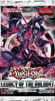 Yu-gi-oh Cards - Legacy Of The Valiant - Booster Pack - Sealed