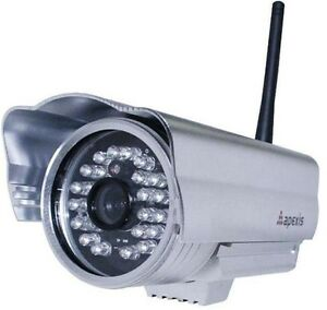 ip wlan funk internet berwachungskamera aussen kamera ir wetterfest nachtsicht ebay. Black Bedroom Furniture Sets. Home Design Ideas