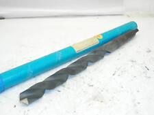 New Surplus Trw Extended Length Taper Shank Twist Drill 1516 Usa 3mt 9375 Mt3