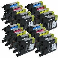 *20 Pack LC75 LC-75 Ink Cartridge For Brother MFC-J625DW MFC-J825DW MFC-J5910DW