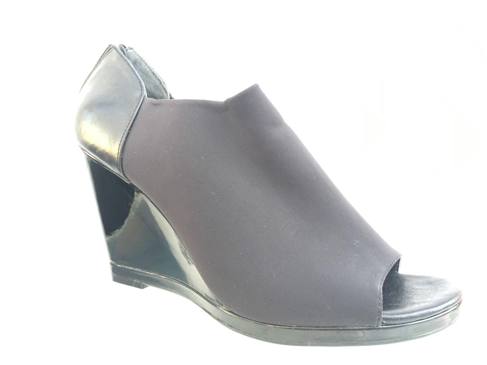 Donald J Pliner Hanna Negro Zapatos Zapatos Zapatos para mujer Talla 9 Nuevo  268 e5ae96
