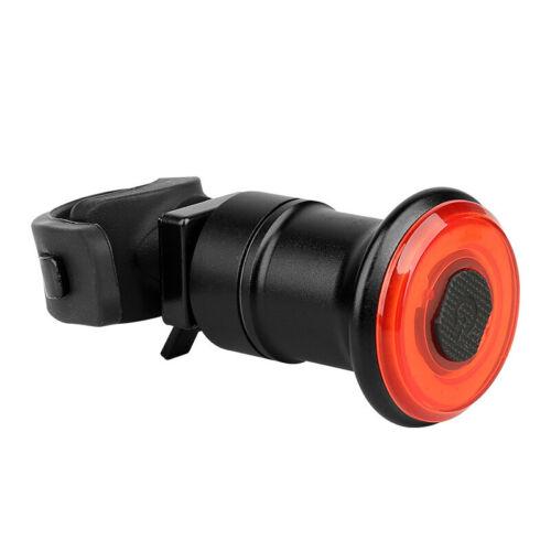 XLite100 Bremsinduktion Fahrrad Rücklicht LED Blinker USB Wiederaufladbar 2 Type