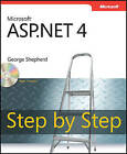 Microsoft ASP.NET 4 Step by Step by George Shepherd (Mixed media product, 2010)