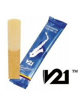 Vandoren-V21-Tenor-Sax-Saxophone-Reeds-Single-Reed-Various-Strengths