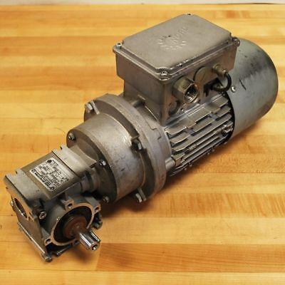 1710 RPM Nord DriveSystems SK80S//4 CUS BRE10 HL Motor 1SI40VH-N56C-80S//4CU