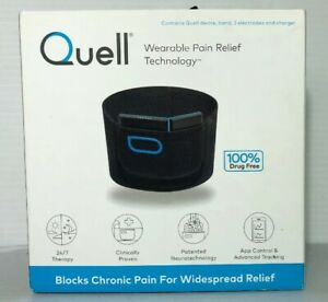 How Much Is A New Starter >> Details About New Quell Wearable Pain Relief Starter Kit Sealed Box As Pictured
