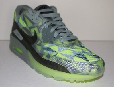 Details about Rare 2013 Nike Air Max 90 Ice Pack Running Shoe Volt/Mica Green/Black 631748 700