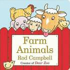 Farm Animals by Rod Campbell (Board book, 2015)