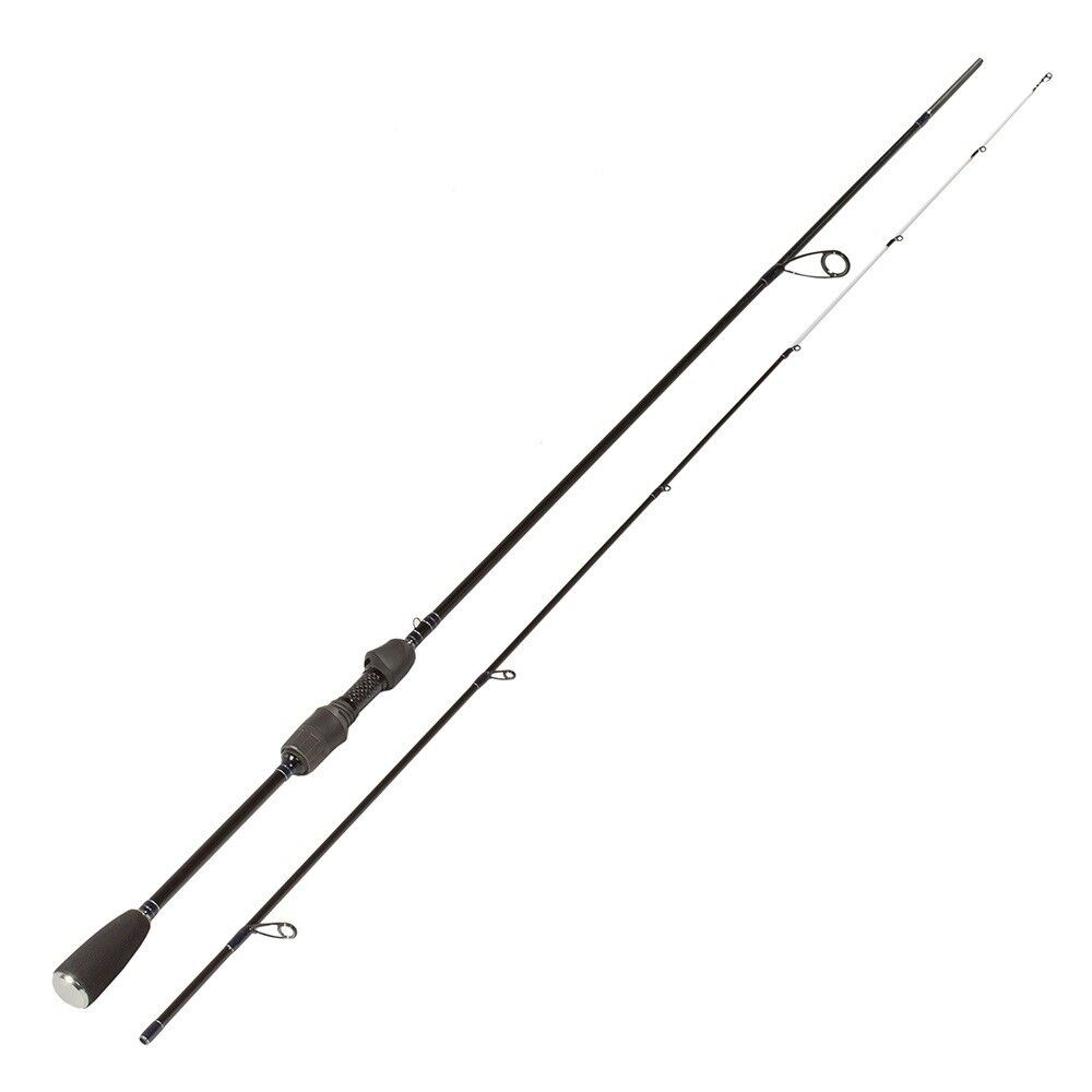 VOLZHANKA STILET UL Microjig Light Fishing Spinning Rod Finezza Solid Tip