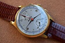 1940´s VINTAGE BREITLING CHRONOGRAPH VENUS 170 BIG SIZE VERY ATTRACTIVE Wristwat