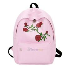 item 2 Girls Womens Backpack Rucksack School Travel Shoulder Bag Satchel  Floral Handbag -Girls Womens Backpack Rucksack School Travel Shoulder Bag  Satchel ... d649f21a7ccd6