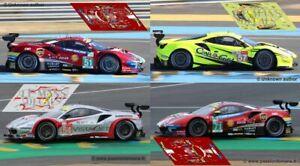 Calcas-Ferrari-488-GTE-Le-Mans-2019-1-32-1-43-1-24-1-18-decals