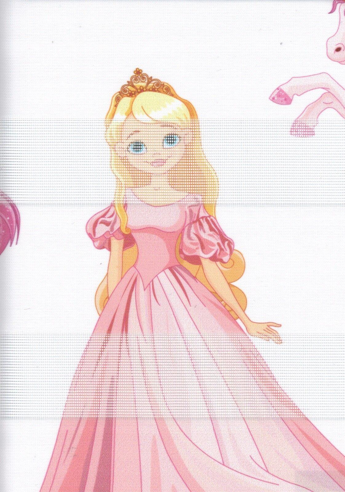 Art. prenses03 Maßanfertigung Kinder Kinder Kinder Duo Rollo mit Kettenzug Doppelrollo Mädchen | Heißer Verkauf  07779a