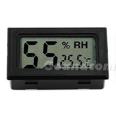 Mini Digital LCD Indoor Temperature Humidity Meter Thermometer Hygrometer GOCG