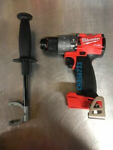 Brand-New-Milwaukee-2804-20-18v-18-Volt-1-2-034-Hammer-Drill-Driver-W-Handle-Fuel