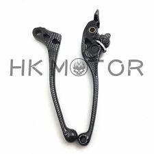 For Honda CBR600 CBR 600 F1 F2 F3 F4 F4i 900RR CARBON FRONT BRAKE & CLUTCH LEVER