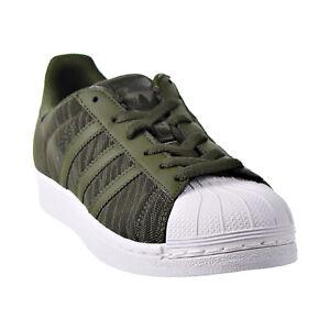 Details about Adidas Superstar Glitter Camo Mesh J Big Kids Shoes N.Cargo / White BB0314