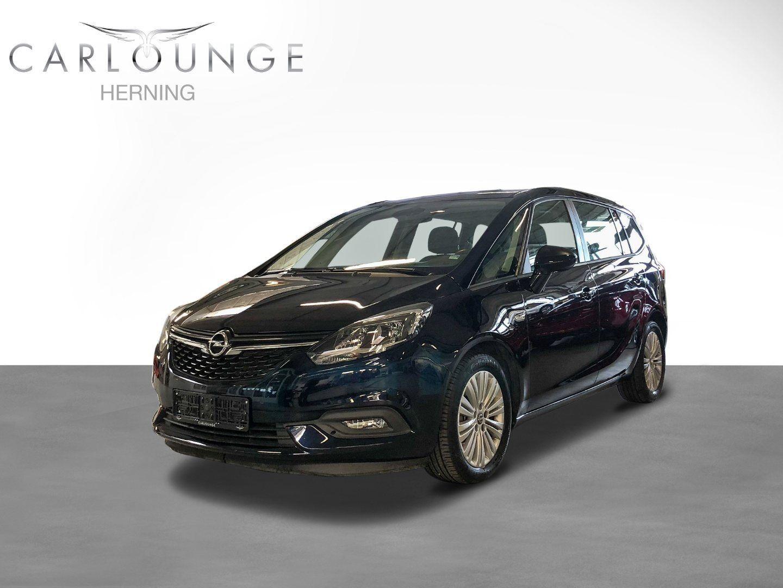 Opel Zafira Tourer 1,4 T 140 Family 5d - 264.900 kr.