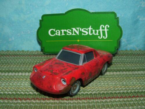 Miles Axlerod Professor Z /& More *Displayed Only* Disney Pixar Cars 2 Nancy