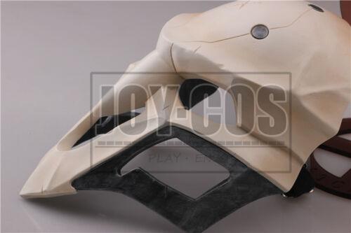 Overwatch OW Reaper Skull Mask Cosplay Helmet Halloween Full Mask FREE SHIPPING