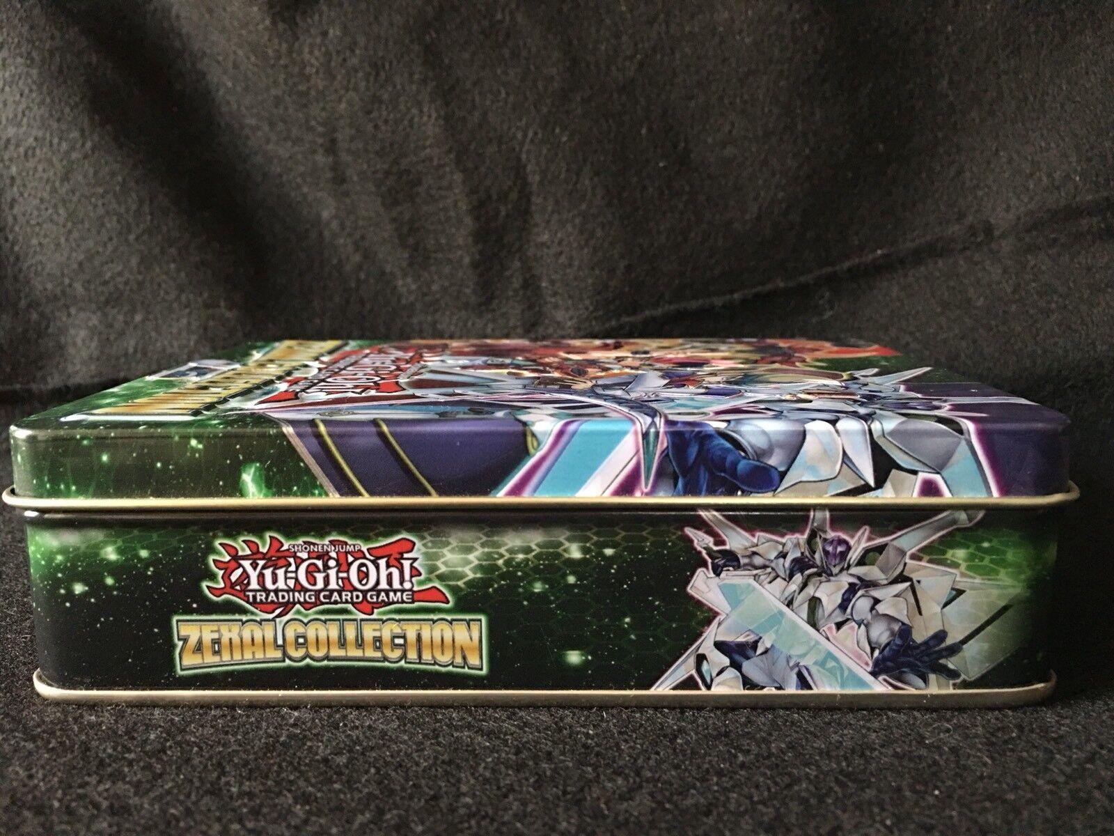 Konami Konami Konami Yu-Gi-Oh Zexal Collection Tin Trading