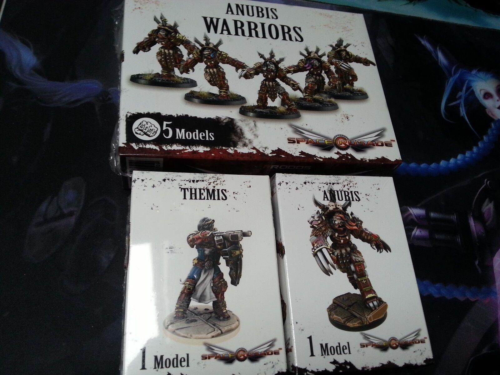 Space Crusade Miniatures Bundle A