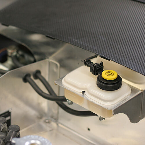 Brake Reservoir Dual Outlet Tank BRA0121 Kit Rally Cars Race