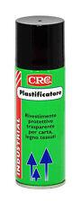 CRC 200ML PLASTIFICATORE TRASPARENTE ISOLANTE ELETTRICO METALLI LEGNO TESSUTI