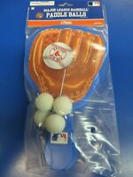 Boston Red Sox Mlb Pro Baseball Glove Sports Party Favor Toy Paddle Ball Games