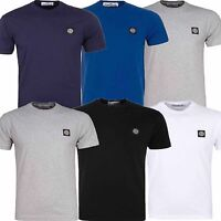 Stone Island Polo Men's Short Sleeve Crew Neck T-shirt New