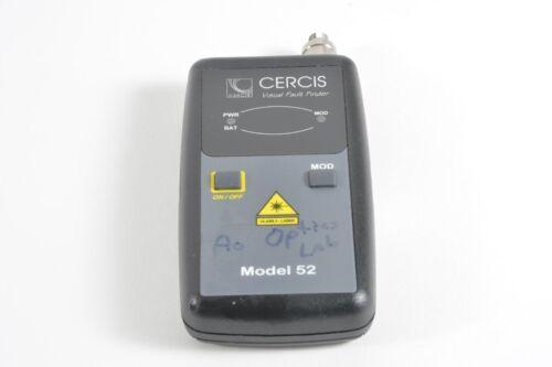 Details about  /Cercis 52 Visual Fault Finder 52-S-6311NA