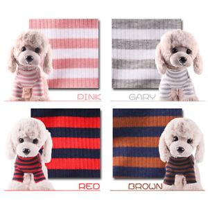 Dog-Striped-Elasticity-Sweater-Pet-Dogs-Hoodie-Cat-Labrador-Teddy-Cotton-Costume