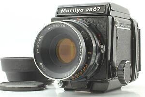 N-Nuovo-di-zecca-3-con-cappuccio-Mamiya-RB67-Professional-Sekor-127mm-F3-8-l-039-obiettivo-dal