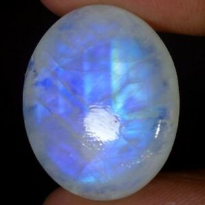 100-NATURAL-TOP-QUALITY-RAINBOW-MOONSTONE-OVAL-CABOCHON-LOOSE-GEMSTONES-GS-59
